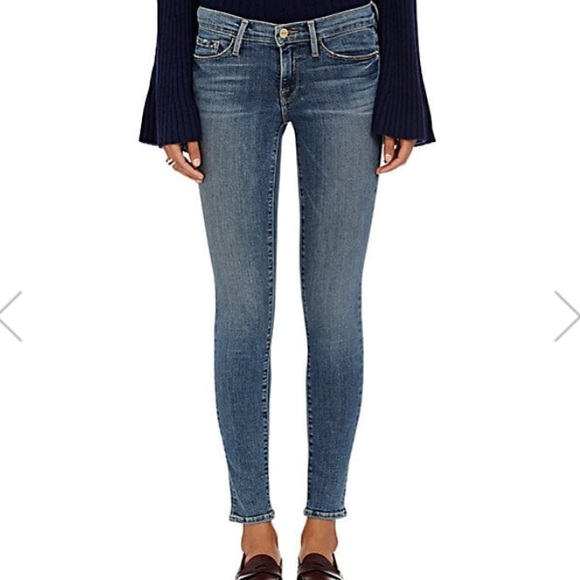 Frame Denim Jeans   Le Skinny De Jeanne Clinton   Poshmark